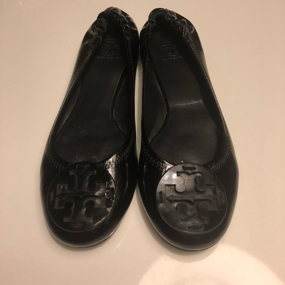 8ff62c716248 PRICE DROP!🔥🔥🔥TORY BURCH REVA FLATS in black. M 5ad551bc84b5ce1e69fe531f